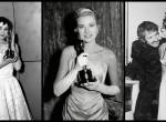 Audrey Hepburn, Grace Kelly, Cher - fotókon a legelső Oscar-gálák csodás ruhái