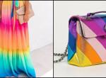 Szivárvány ruha - a nyár kedvence, ha unod a fehéret és a minimalizmust