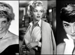 Monroe, Hepburn, Diana - ilyen illata volt a világ legikonikusabb nőinek