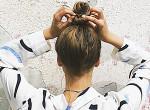 Életmentő frizurák, amikor nincs időd hajat mosni
