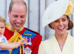 Katalin édes fotót posztolt a kis Lajos hercegről - bátyja kiköpött mása