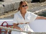 Jennifer Lopez szettje a tökéletes nyári outfit - Ben Affleckkel fotózták
