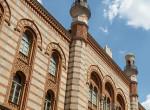 A világháború óta pusztult, most újra régi fényében ragyog a Rumbach utcai zsinagóga