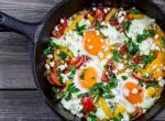 A tökéletes reggeli, ebéd és vacsora – Shakshuka, a Közel-Kelet lecsója