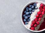 Három csodálatos smoothie bowl, amelytől te magad is még csodálatosabb lehetsz