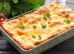 Spenótos-gombás lasagne: A tökéletes ebéd, amiből mindenki repetázni fog