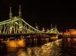 Gondoltad volna? Eredetileg nem zöld színű volt a Szabadság híd – különös oka van