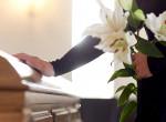 Döbbenetes dolog történt a temetésen, az összegyűltek halálra rémültek