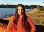 A magyar vadvilágért gyalogol a magyar youtuber – Till Anillának szívügye a fenntartható utazás