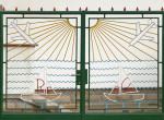 Balatoni kerítések - tisztelgés a 60-70-es évek építészete előtt