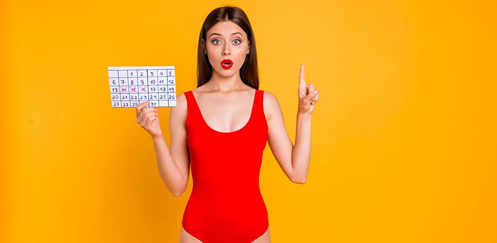 Így strandolj a menstruációd idején - Ezeket semmiképp ne felejtsd el