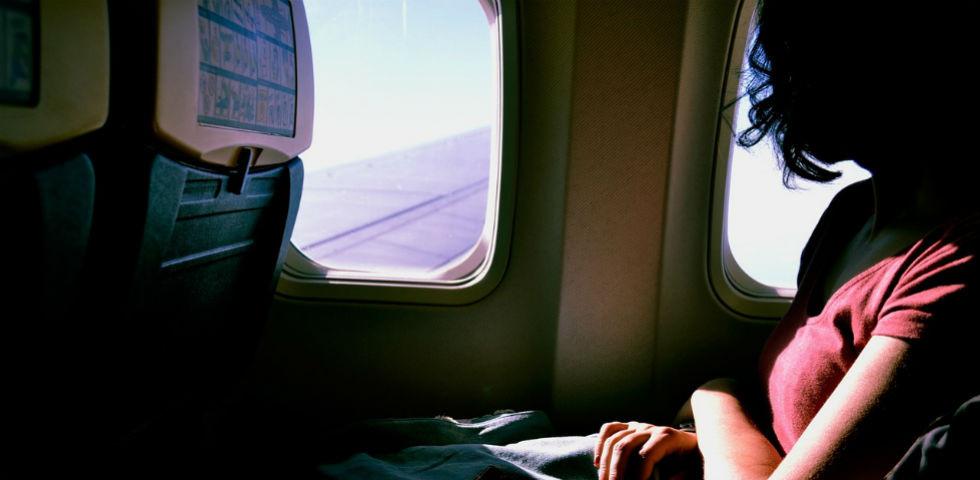 Az utasok között, a repülőn szexelt a pár - Levideózták őket