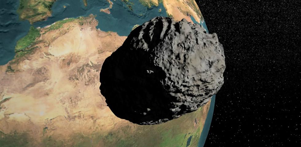 Hátborzongató NASA-levelezés: Nem tudtak a becsapódó aszteroidáról