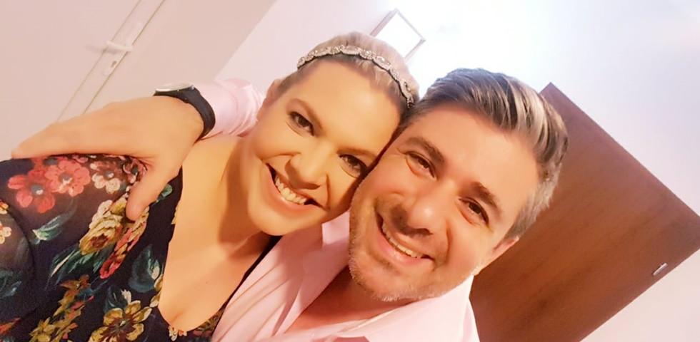 Nézz be Balássy Betty és Varga Feri csodás otthonába - Videó