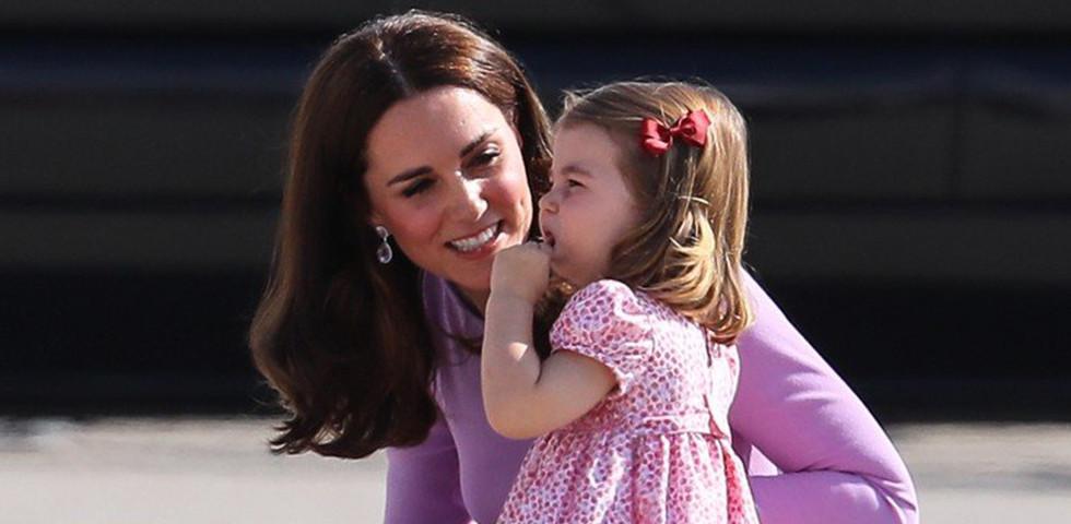 A szüleinek nem könnyű: Újabb titok derült ki Charlotte hercegnőről