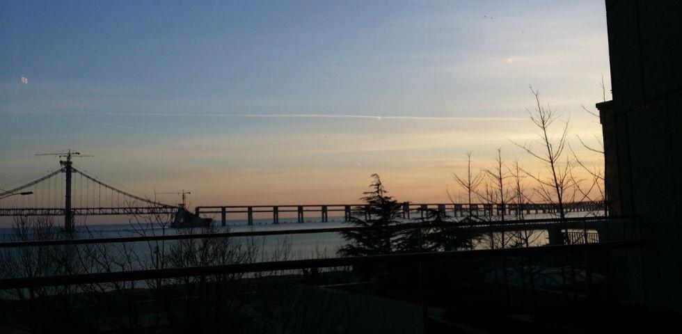 Íme a világ leghosszabb tengeri hídja