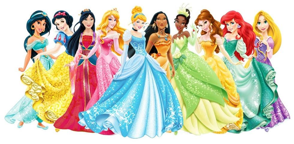 A Disney hercegnőknek hiányzik egy testrészük, mégse vette észre senki