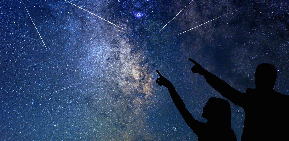 Az év egyik leglátványosabb csillaghullása közeleg - Ne maradj le róla!