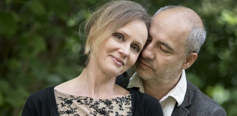Nagy-Kálózy Eszter: Megnyugtat, ha a férjemmel dolgozhatok