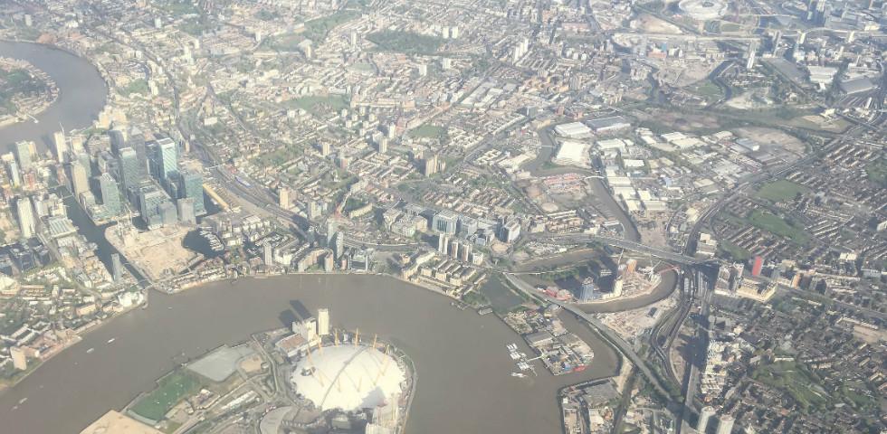 Város a magasból: Felismered, melyik népszerű úti cél látható a képen?