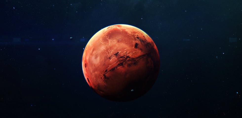 Túlvilági hangokat rögzítettek a Marson: Ilyenre még nem volt példa!