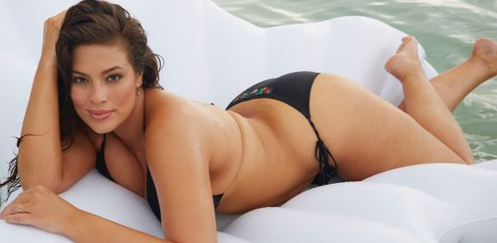 Ashley Graham étrendje: ezt eszi minden nap az érzéki plus size modell