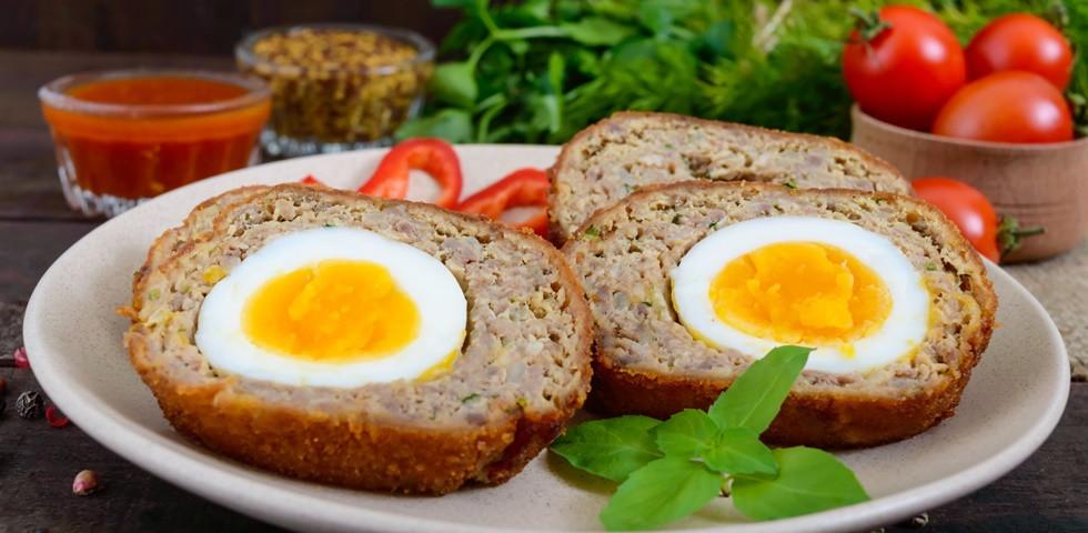 Tojás minden mennyiségben – Stefánia szelet, egy kiváló húsvéti recept
