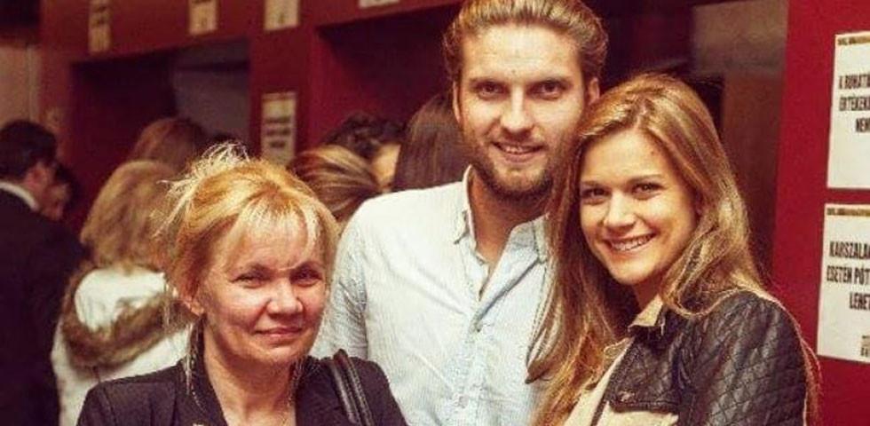 Elege lett! Kipakolt Weisz Fanni férjéről a modell édesanyja!